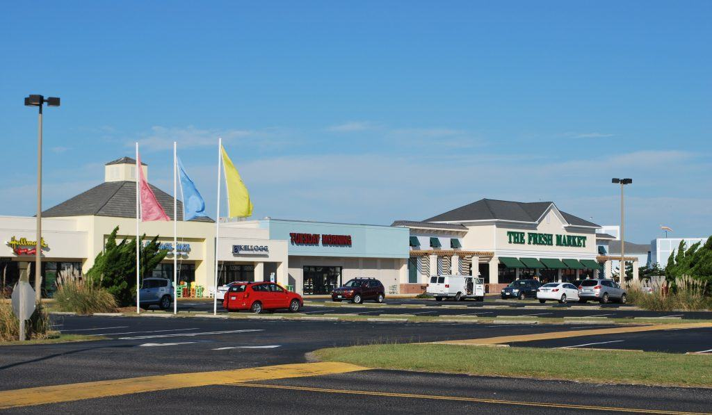 The Rosemyr Corporationouter Banks Mall The Rosemyr